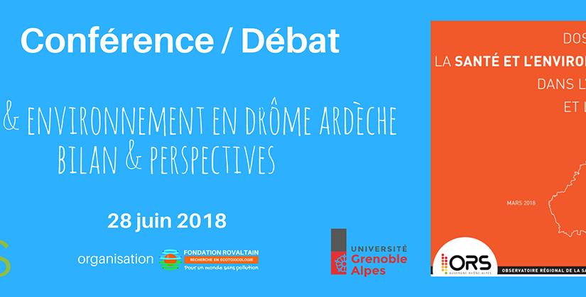 Santé et environnement en Drôme Ardèche
